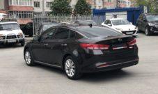 аренда/прокат бизнес класс Киа без водителя